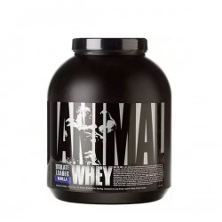 Universal Nutrition Animal Whey Isolate Loaded 2.3 kg