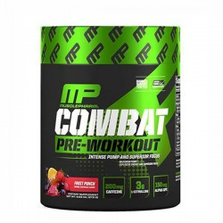 MusclePharm Combat Pre Workout 30 portii