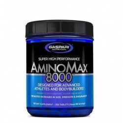 Gaspari Nutrition AminoMax 8000 325 tablete