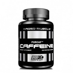 Kaged Muscle Caffeine 100 caps