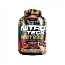 MuscleTech nitrotech whey gold 2.72 kg