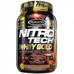 Nitro-tech 100% Whey Gold 1.13 kg