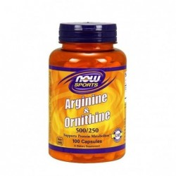 Now Arginine & Ornithine...