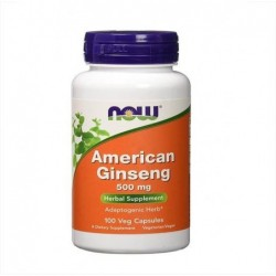 Now Foods American Ginseng...