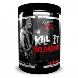 Rich Piana 5% Kill it Reloaded 513 g 30 portii