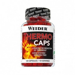 Weider Thermo Caps 120 caps