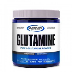 Gaspari Pure Glutamine Powder 60 serv 300g