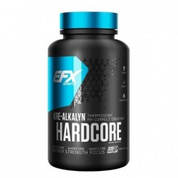 EFX Sports Kre-Alkalyn Hardcore 120 Capsules